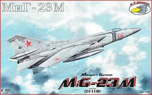 MiG-23M boxart