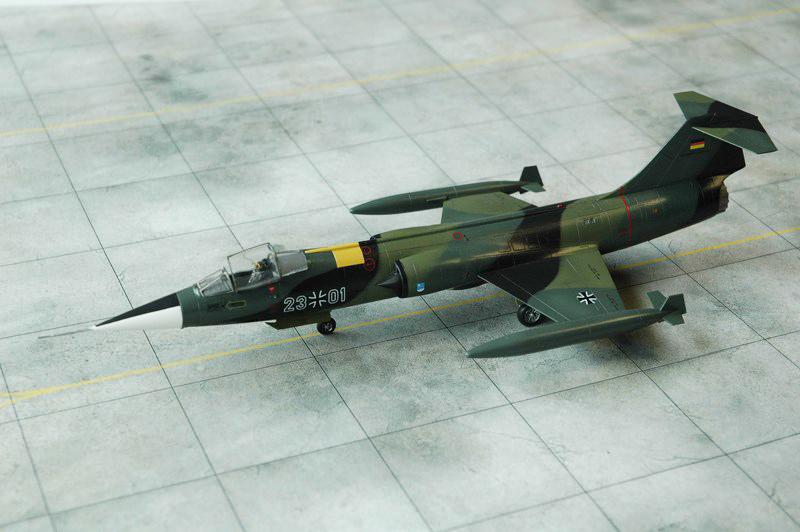 F-104G Luftwaffe