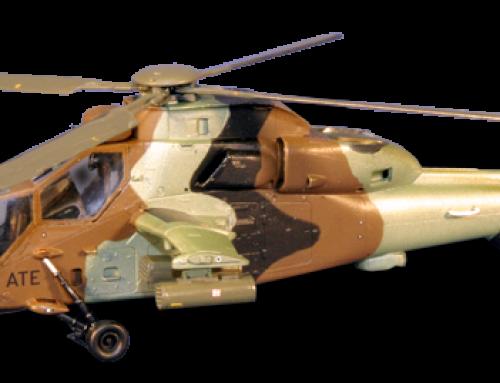 Eurocopter EC665 Tigre HAP et UHT