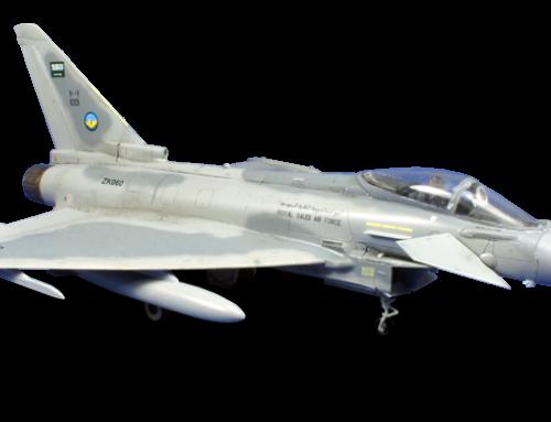 Eurofighter Typhoon II F.54 – 10ème Squadron – Royal Saoudi Air Force
