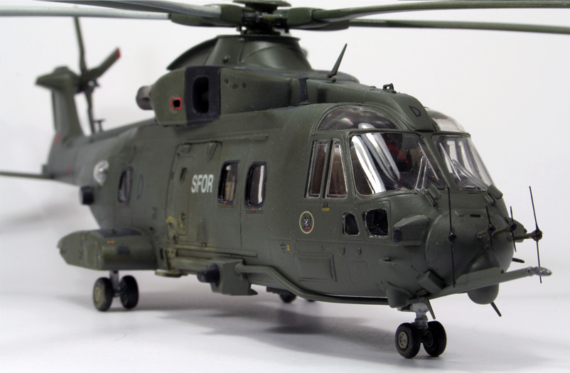 EH-101 Royal Air Force