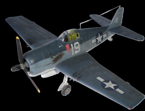 Grumman F-6F3 Hellcat