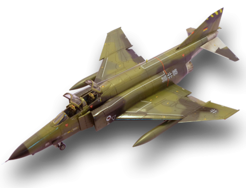 McDonnell Douglas RF-4E – 35+65 Tiger Meet '86