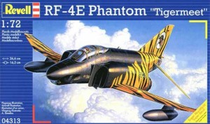 RF-4E Phantom II Tiger Meet - Revell