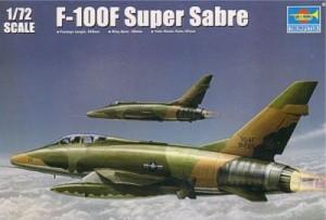 Trumpeter F-100F Super Sabre