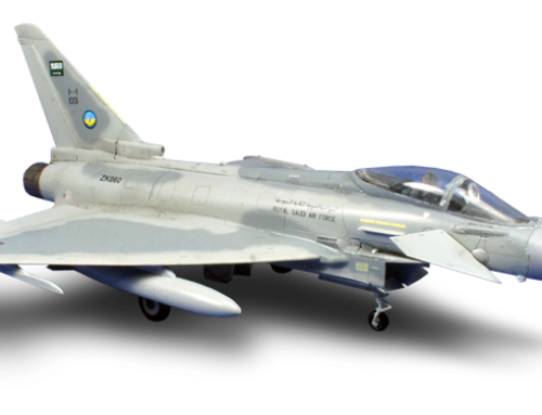 Eurofighter Typhoon II F.54 – 10ème Squadron – Royal Saoudi Air Force