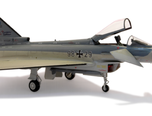 Eurofighter Typhoon II – Prototype DA1 – 98+29