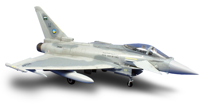 Eurofighter Typhoon II RSAF