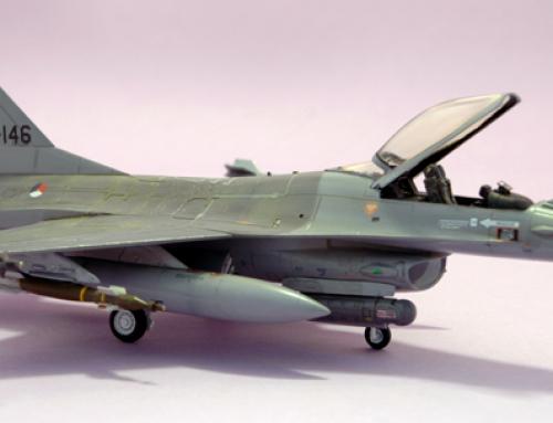 Lockheed Martin F-16AM Fighting Falcon J-146 – Koninklijke Luchtmacht